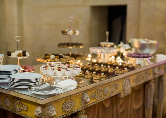 Fairytale castle wedding in France by Dorothée Le Goater Events - 030