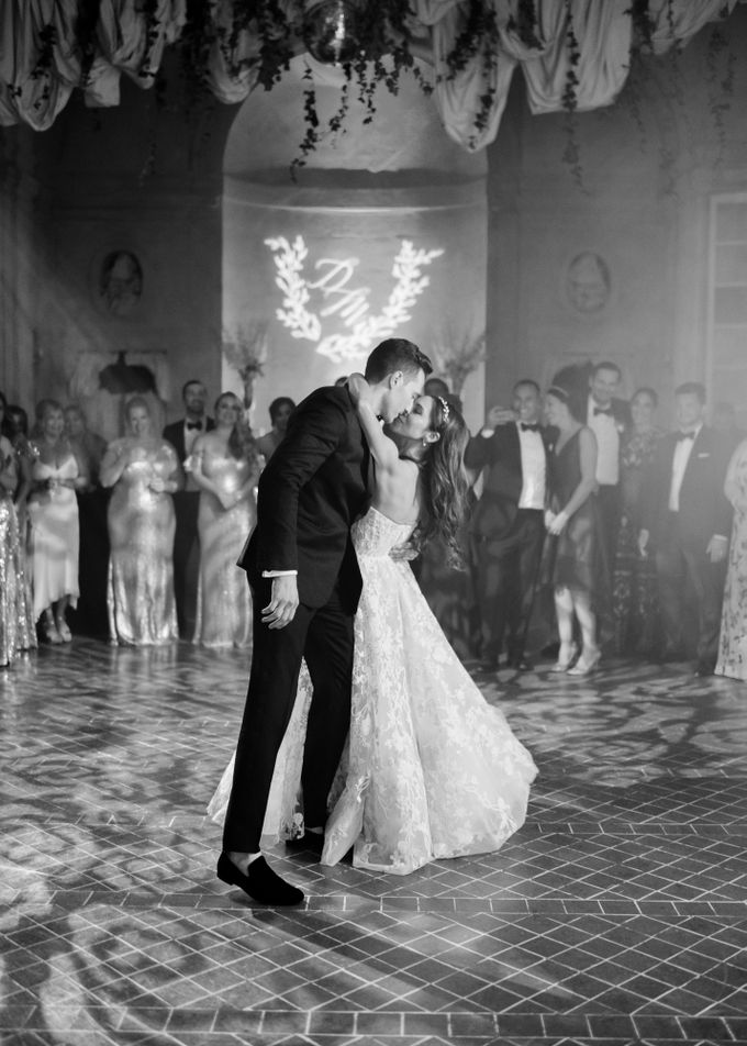 Fairytale castle wedding in France by Dorothée Le Goater Events - 032