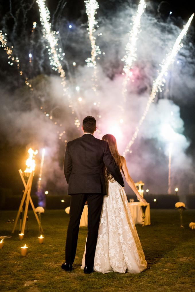 Fairytale castle wedding in France by Dorothée Le Goater Events - 033