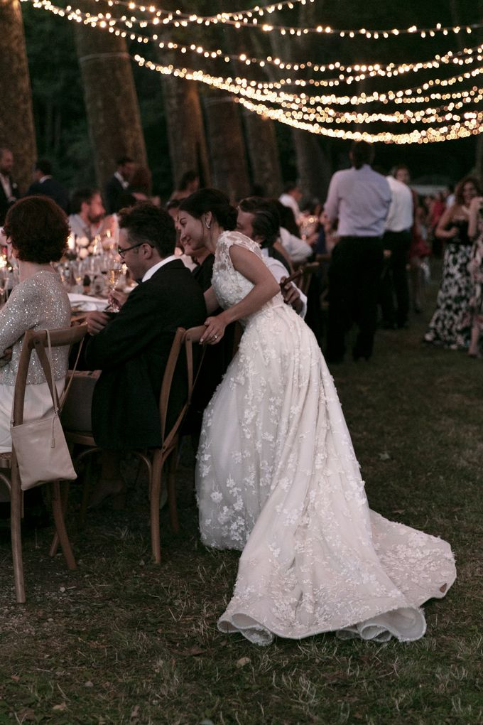 Al Fresco Wedding in the garden of a french castle by Dorothée Le Goater Events - 034