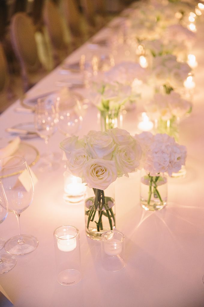 A Ritz Paris black tie wedding by Dorothée Le Goater Events - 042
