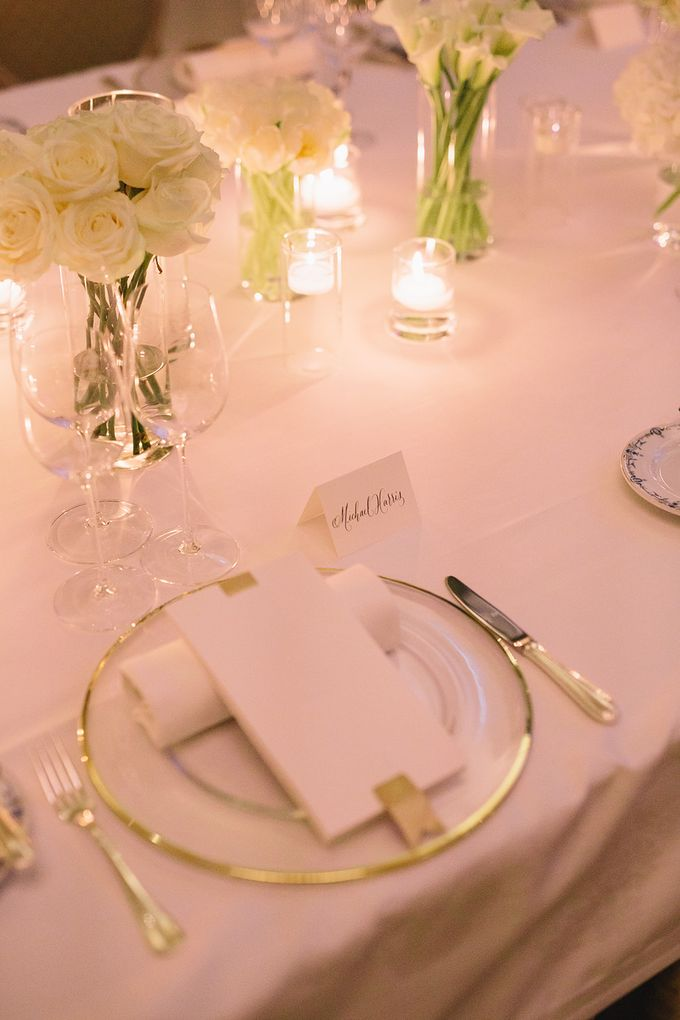 A Ritz Paris black tie wedding by Dorothée Le Goater Events - 044