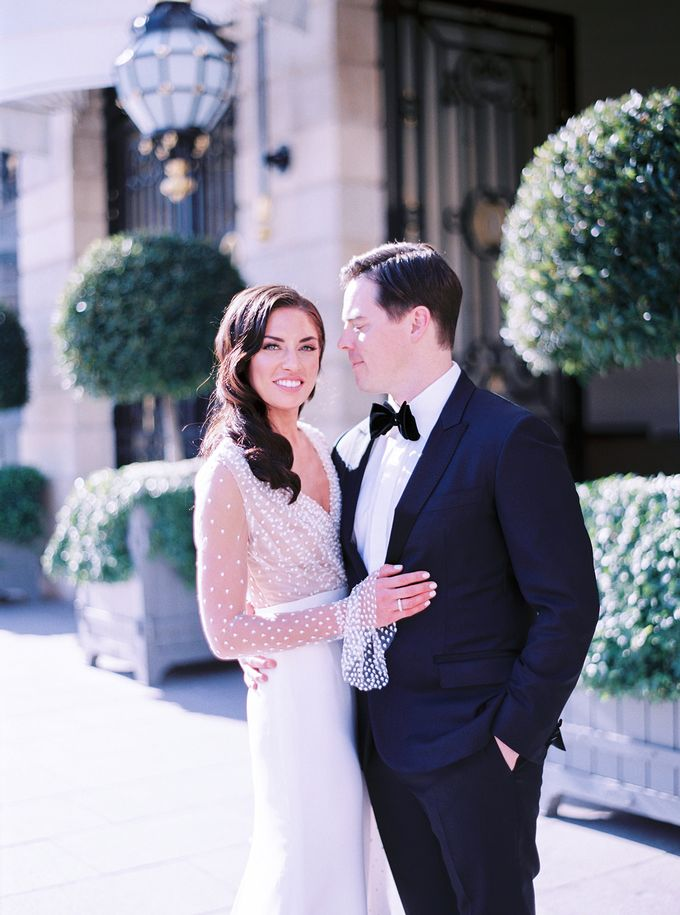 A Ritz Paris black tie wedding by Dorothée Le Goater Events - 014