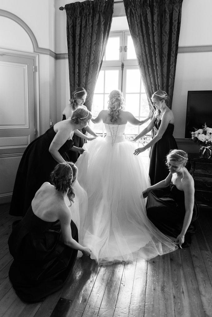 Multi-days astle wedding in France by Dorothée Le Goater Events - 009