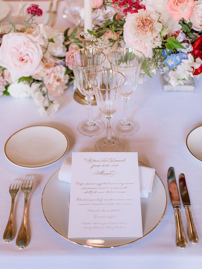 Private mansion luxury wedding in Paris by Dorothée Le Goater Events - 010