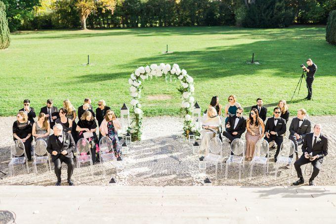 Multi-days astle wedding in France by Dorothée Le Goater Events - 010