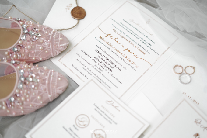 Wedding Planner for Jovi & Febe by Double Happiness Wedding Organizer - 009