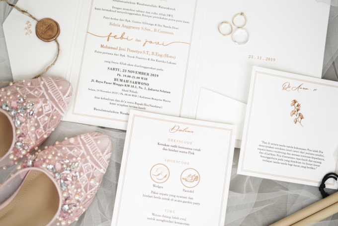 Wedding Planner for Jovi & Febe by Double Happiness Wedding Organizer - 010