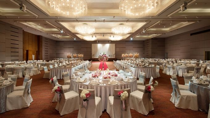 Happily ever after starts here at Doubletree by Hilton Kuala Lumpur by Doubletree by Hilton Kuala Lumpur - 001