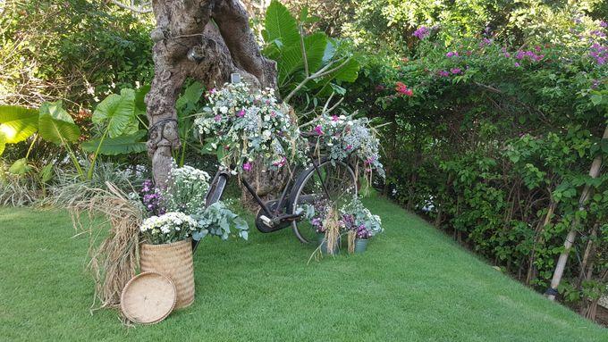 Sunset Garden Party by d'Oasis Florist & Decoration - 008