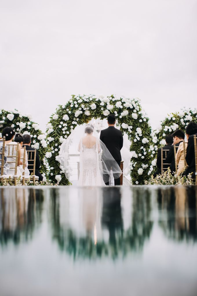 The Wedding of Joan & Nuel by Bali Eve Wedding & Event Planner - 002