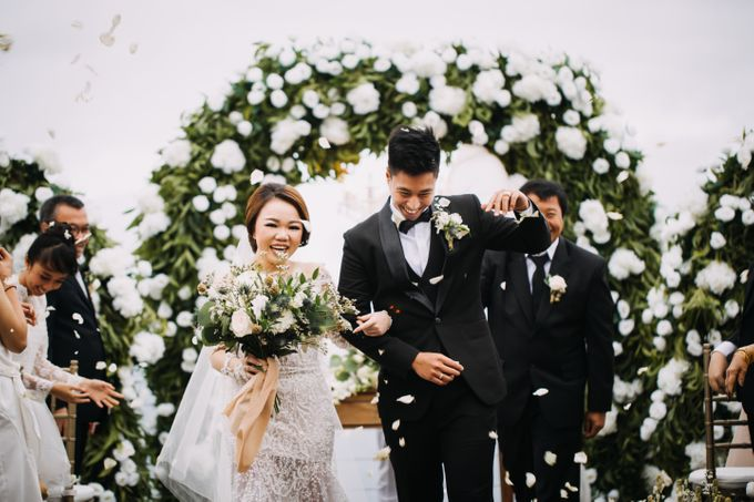 The Wedding of Joan & Nuel by Bali Eve Wedding & Event Planner - 004