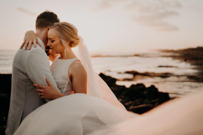 A Romantic Rustic Destination Wedding In Bali by AVAVI BALI WEDDINGS - 001