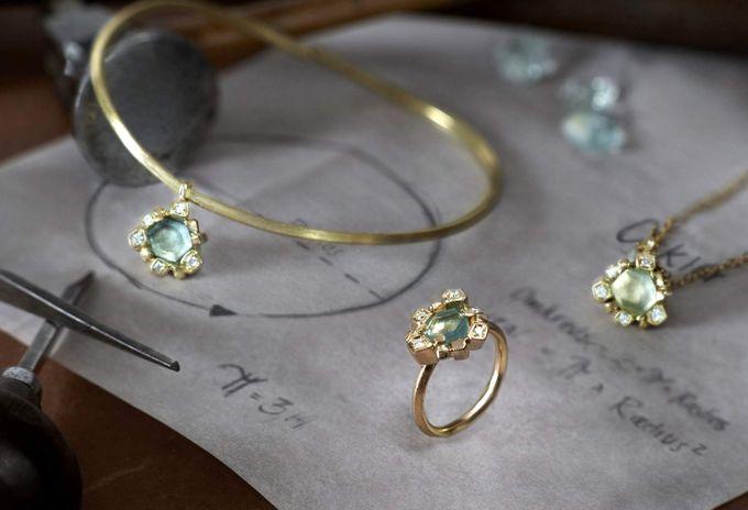 Handmade Jewelry  by Henriette Hornsleth - 010