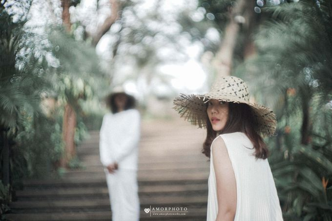 The Pre Wedding of  Boo & Ammy by Amorphoto - 001