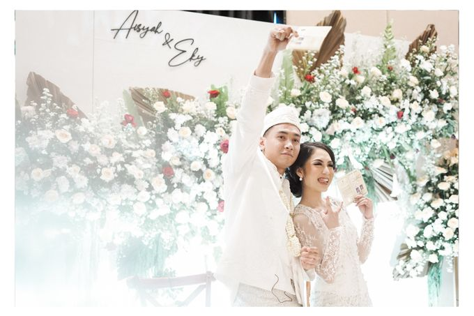 The Wedding of  Aisyah & Eky by Amorphoto - 004