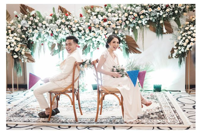 The Wedding of  Aisyah & Eky by Amorphoto - 007