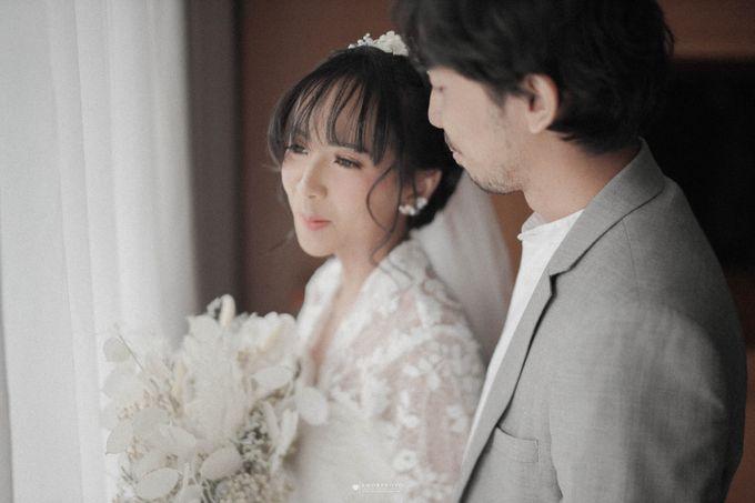 The Wedding of  Bertha & Nando by Amorphoto - 011