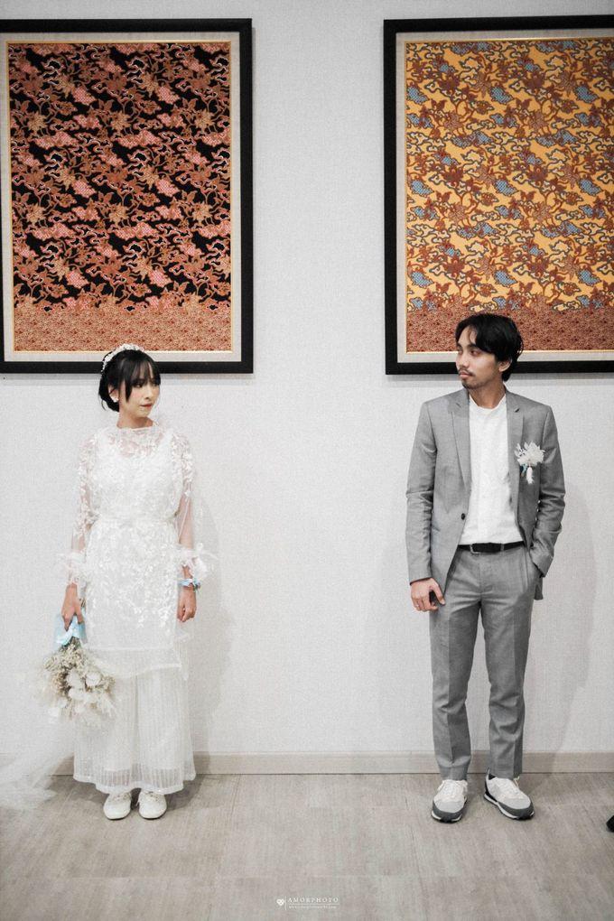 The Wedding of  Bertha & Nando by Amorphoto - 026