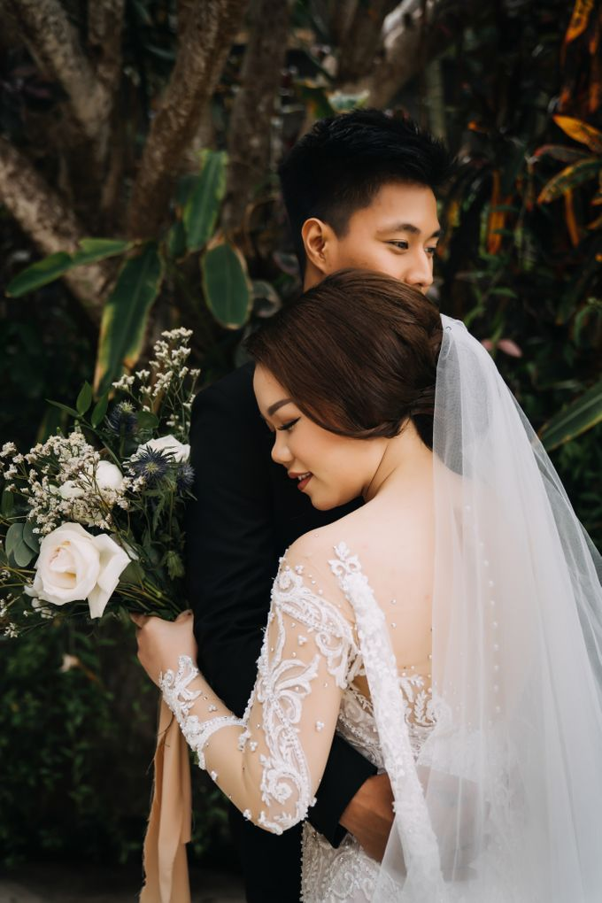 The Wedding of Joan & Nuel by Bali Eve Wedding & Event Planner - 011