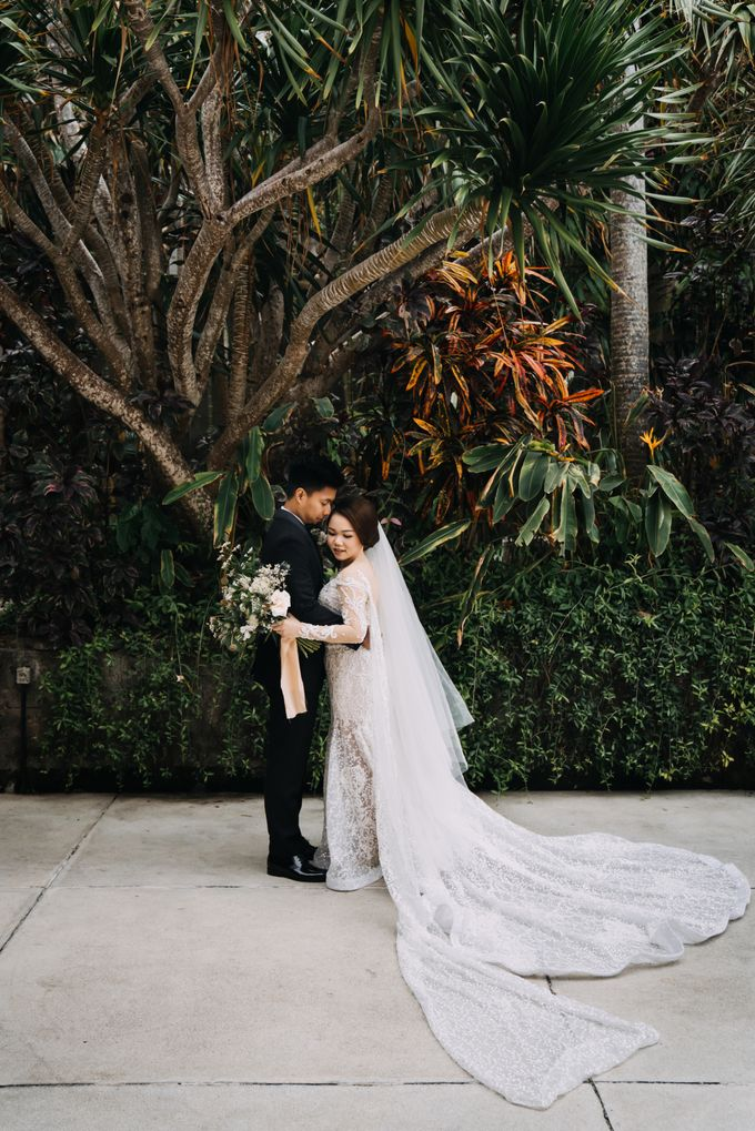 The Wedding of Joan & Nuel by Bali Eve Wedding & Event Planner - 010