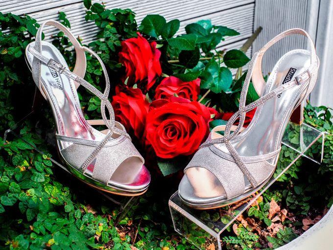 Dreamy Comfy Wedding shoes by Studio Nine Wedding Shoes - 001
