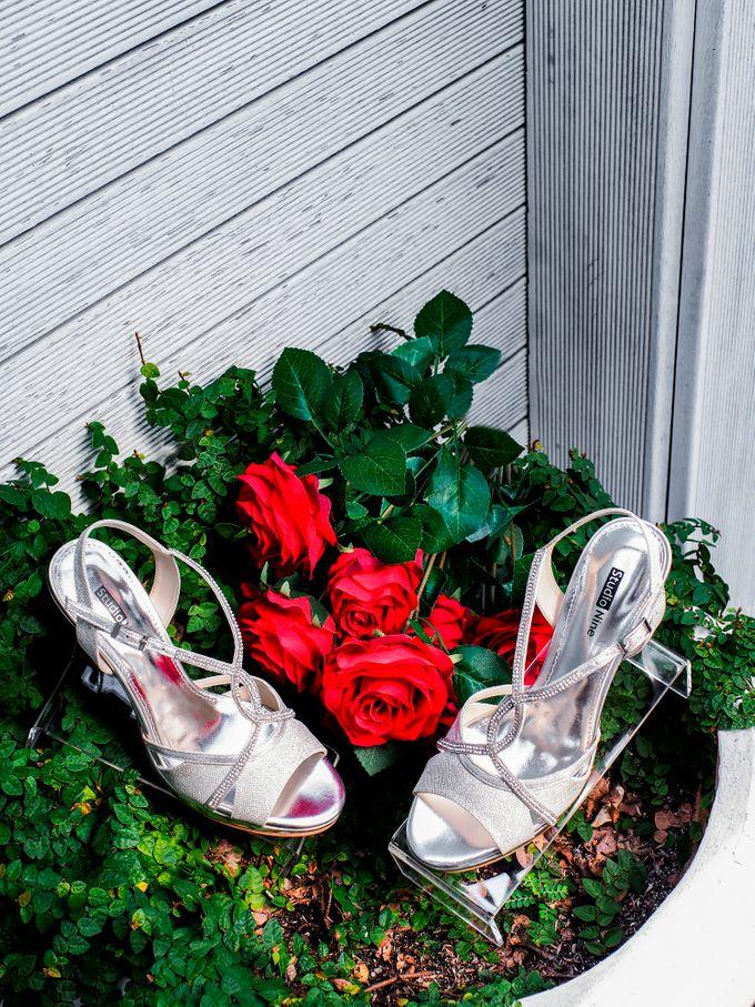 Dreamy Comfy Wedding shoes by Studio Nine Wedding Shoes - 002