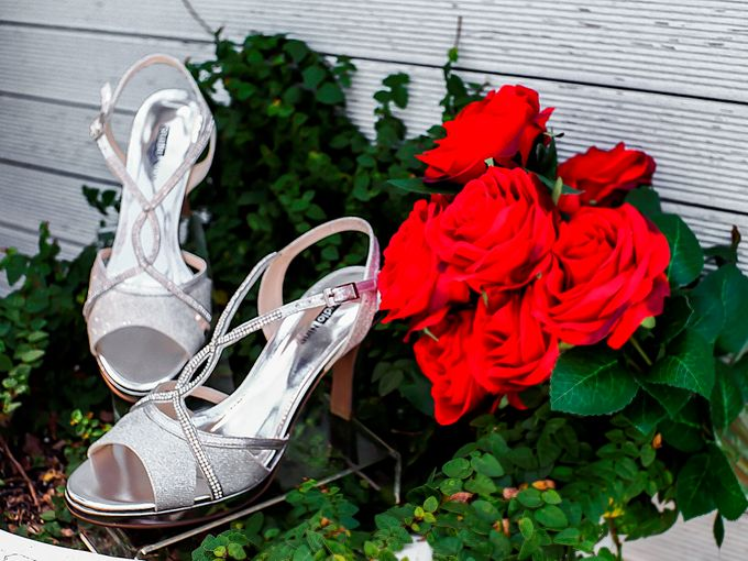 Dreamy Comfy Wedding shoes by Studio Nine Wedding Shoes - 003