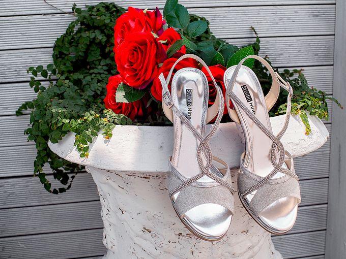 Dreamy Comfy Wedding shoes by Studio Nine Wedding Shoes - 004