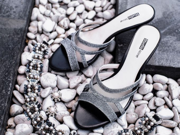 Wedding Sandal Wedges by Studio Nine Wedding Shoes - 008