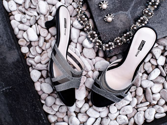 Wedding Sandal Wedges by Studio Nine Wedding Shoes - 009