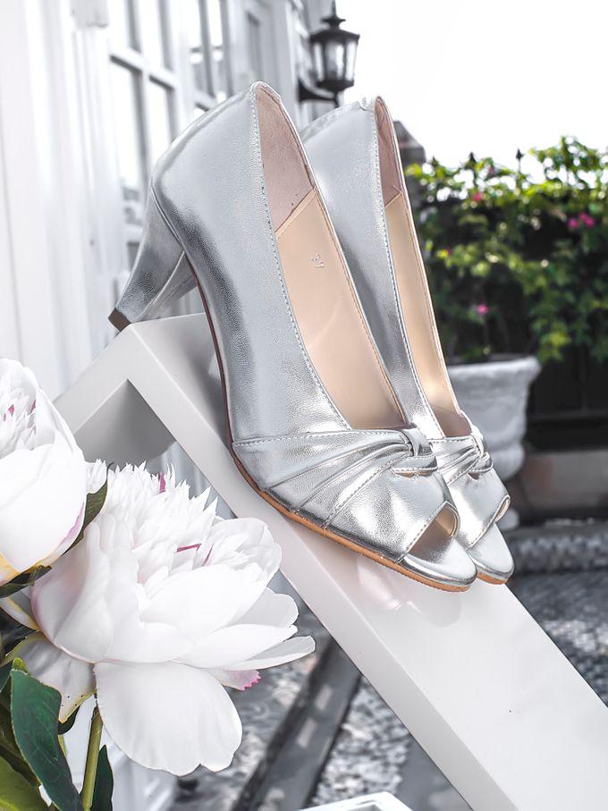 Dreamy Comfy Wedding shoes by Studio Nine Wedding Shoes - 005