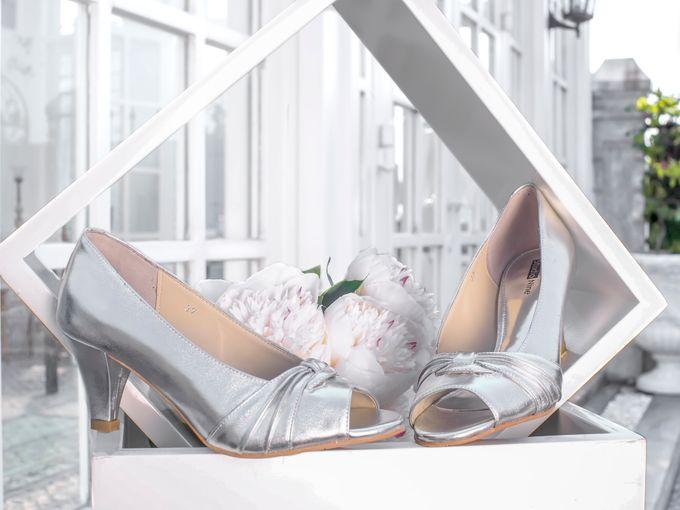 Dreamy Comfy Wedding shoes by Studio Nine Wedding Shoes - 006