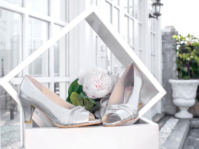 Dreamy Comfy Wedding shoes by Studio Nine Wedding Shoes - 007