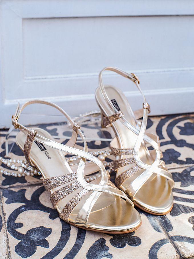 Dreamy Comfy Wedding shoes by Studio Nine Wedding Shoes - 008