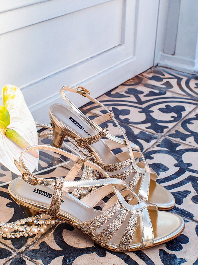 Dreamy Comfy Wedding shoes by Studio Nine Wedding Shoes - 009