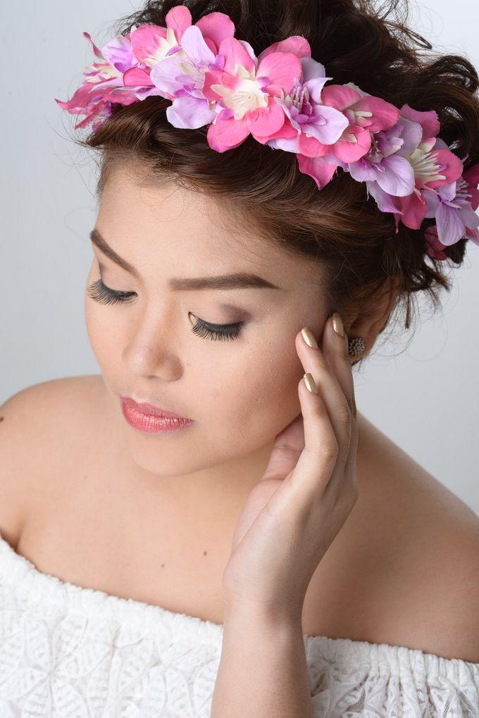 BRIDAL MAKEUP by Makeup By Karen M. Enriquez - 001