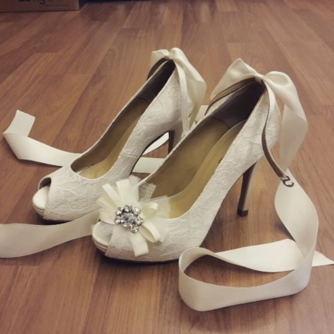 Shoes For Wedding by Moments Shoe - 003