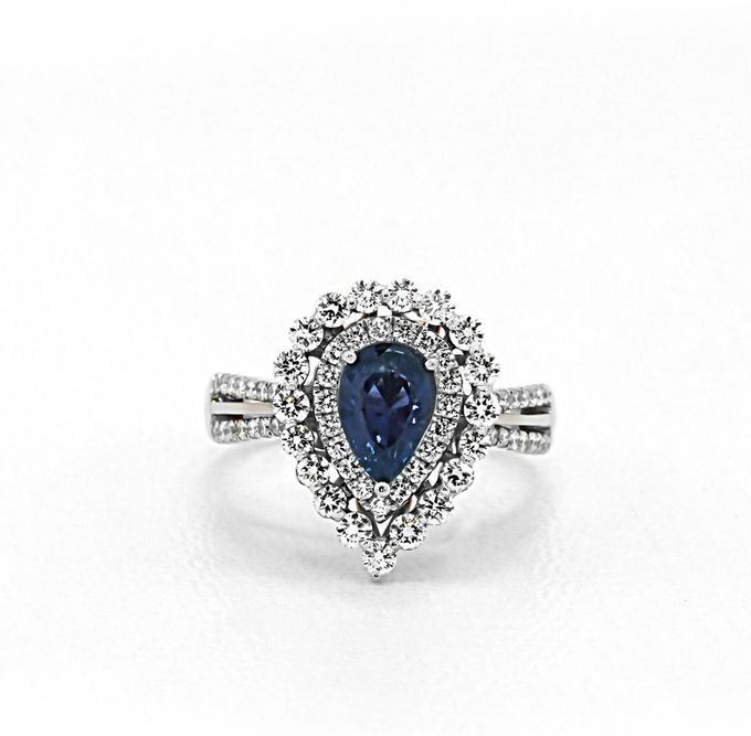 Diamond Ring by V&Co Jewellery - 002