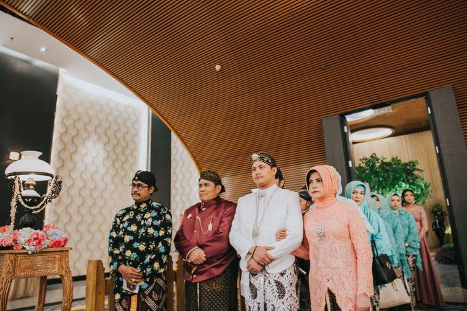 Javanese Akad of Reza & Dyah by  Menara Mandiri by IKK Wedding (ex. Plaza Bapindo) - 003