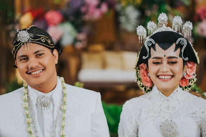 Javanese Akad of Reza & Dyah by  Menara Mandiri by IKK Wedding (ex. Plaza Bapindo) - 009