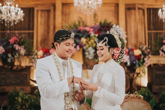 Javanese Akad of Reza & Dyah by  Menara Mandiri by IKK Wedding (ex. Plaza Bapindo) - 010