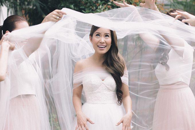 Bride Dra.Lala by Ayen Carmona Make Up Artist - 011