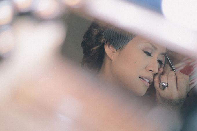 Bride Dra.Lala by Ayen Carmona Make Up Artist - 001