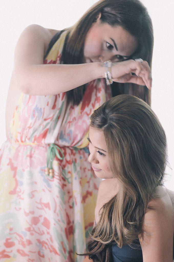 Bride Dra.Lala by Ayen Carmona Make Up Artist - 002