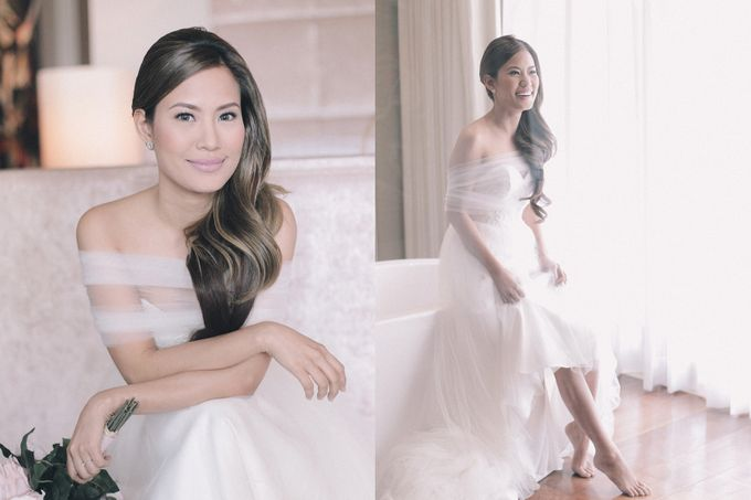 Bride Dra.Lala by Ayen Carmona Make Up Artist - 009
