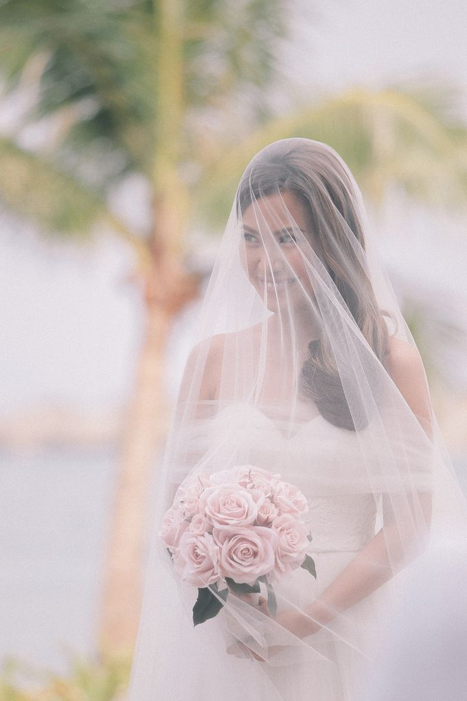 Bride Dra.Lala by Ayen Carmona Make Up Artist - 012