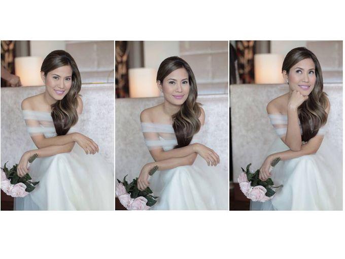 Bride Dra.Lala by Ayen Carmona Make Up Artist - 016