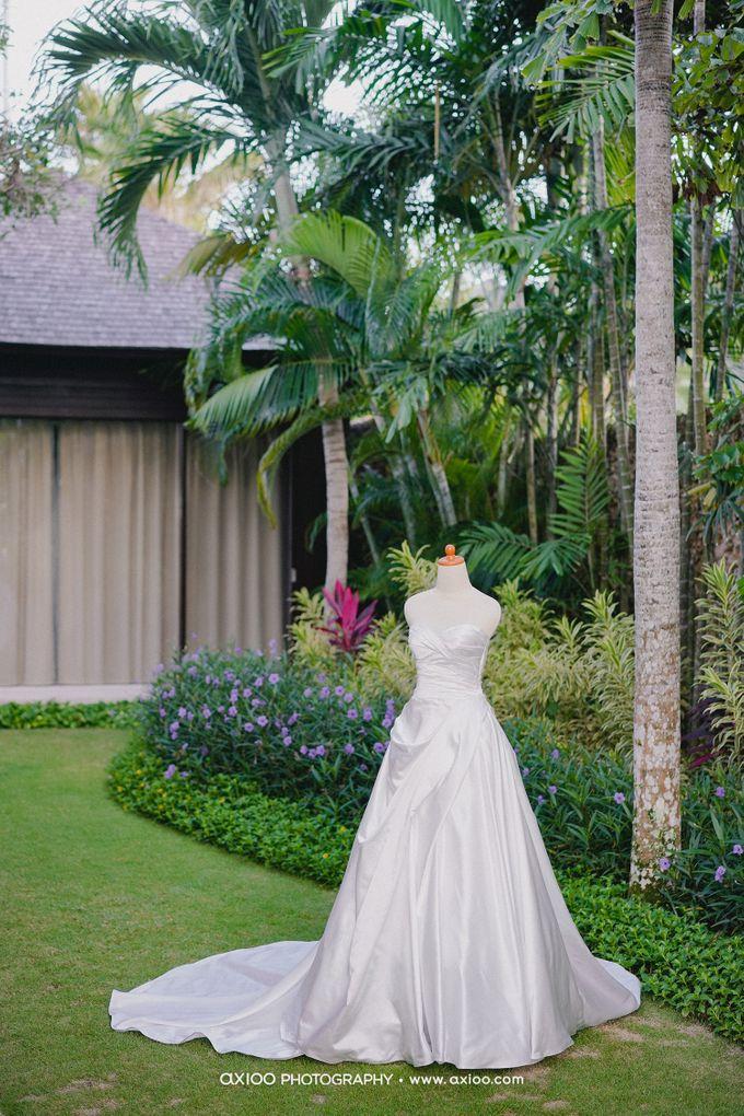 The Wedding Marcus & Sara by THE UNGASAN CLIFFTOP RESORT BALI - 001