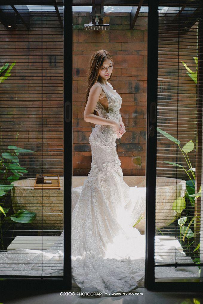 The Wedding Marcus & Sara by THE UNGASAN CLIFFTOP RESORT BALI - 002